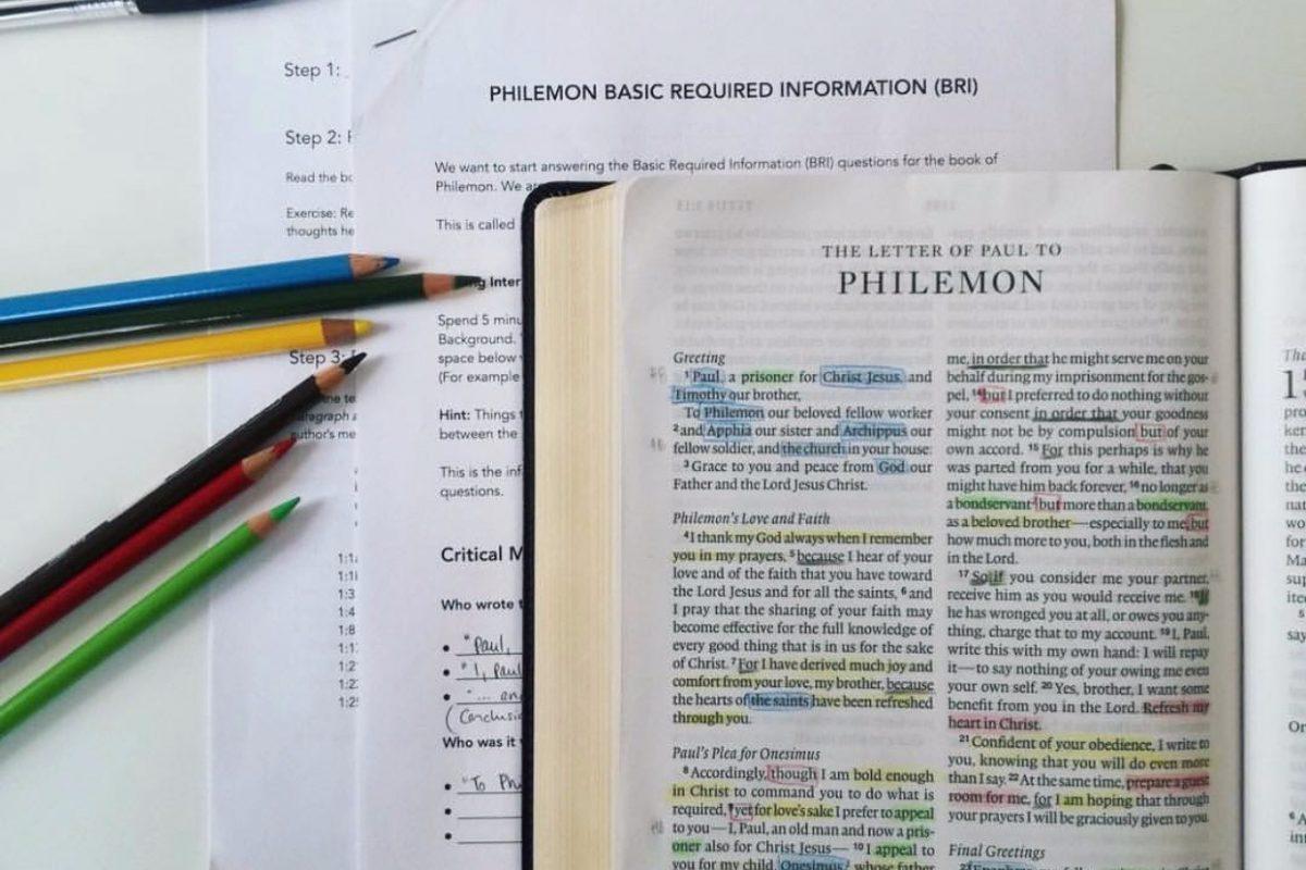 Bible Core Course - YWAM Herrnhut